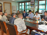미2사단 케이시 기지사령관에게 명예시민증 수여
