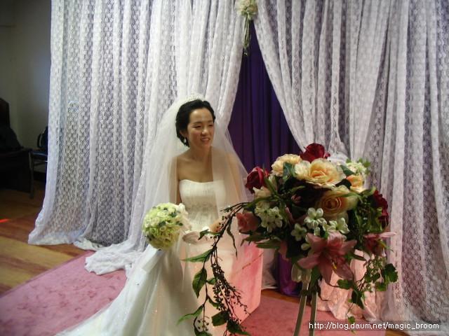 수정이의 결혼을 축하해요^^~