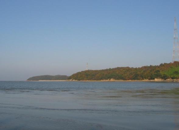 교동 주변 섬(서검도)