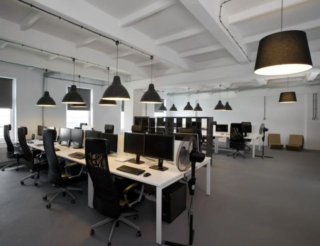 The new head office of pride and glory interactive for Studio y interior design