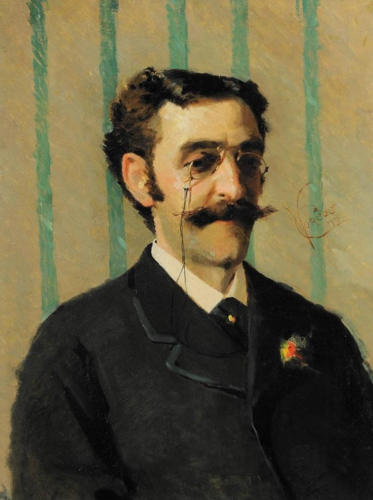 이탈리아 아카데미즘화가#1 (1859 ~ 1933). 작품감상