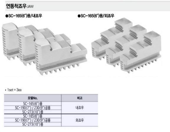 죠우(외죠우) SC-165(6인치)용 가토 제조업체의 공작기계/선반/밀링 가격비교 및 판매정보 소개